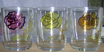GLASS PAINTING PROJECT